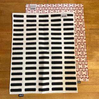 イセタン(伊勢丹)のアルテック artek ランチョンマット 生地 2枚セット(テーブル用品)