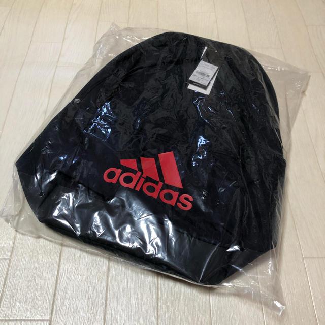 adidas(アディダス)のアディダス(adidas) クラシックロゴバックパック DT2629 FTB46 レディースのバッグ(リュック/バックパック)の商品写真