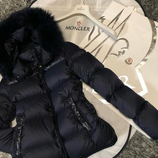 MONCLER - モンクレール 正規品 ARMANDINE サイズ12A ファー付き 美品