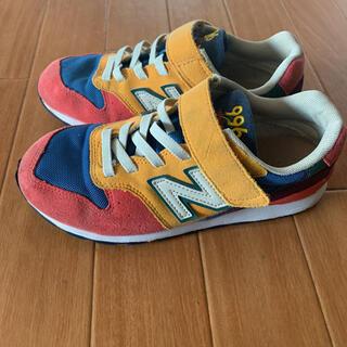 New Balance - ニューバランス スニーカー  マルチカラー 21.5センチ
