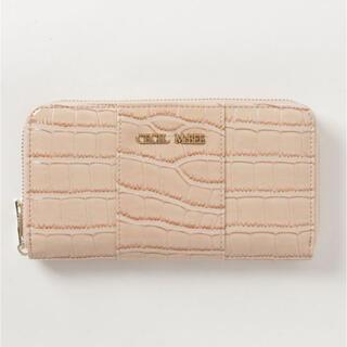 セシルマクビー(CECIL McBEE)のクロコラウド長財布(財布)