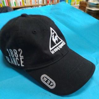ルコックスポルティフ(le coq sportif)のルコックスポルティフ 帽子(キャップ)