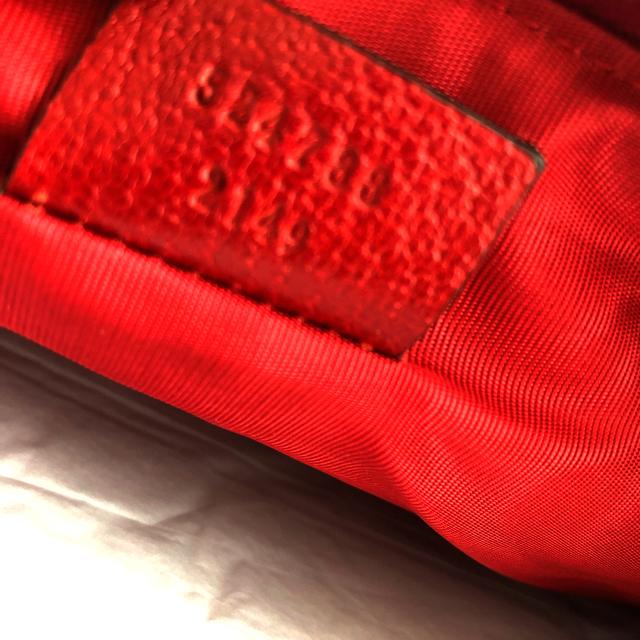Gucci(グッチ)のGUCCI クラッチバッグ シルヴィストライプ マルチカラー メンズのバッグ(セカンドバッグ/クラッチバッグ)の商品写真