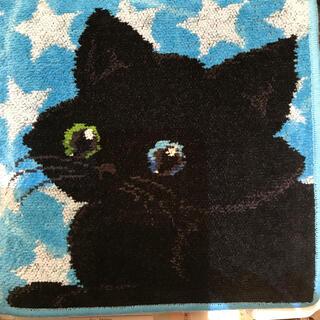 FEILER - フェイラーハンカチ 黒猫
