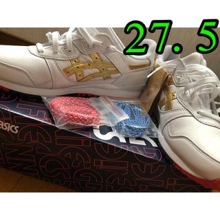asics - 定価以下 kith asics キス ゲルライト3  27.5cm