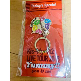 キスマイフットツー(Kis-My-Ft2)のKis-My-Ft2/キスマイ Yummy スマホリング(アイドルグッズ)