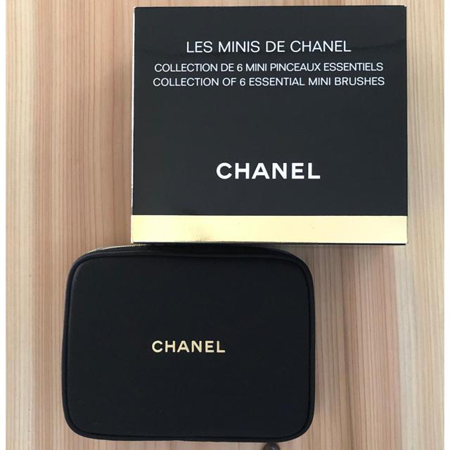 CHANEL(シャネル)のCHANEL コスメポーチ 未使用品 レディースのファッション小物(ポーチ)の商品写真