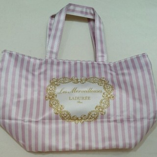 レメルヴェイユーズラデュレ(Les Merveilleuses LADUREE)のnknk様専用  ラデュレミニバッグ(ハンドバッグ)