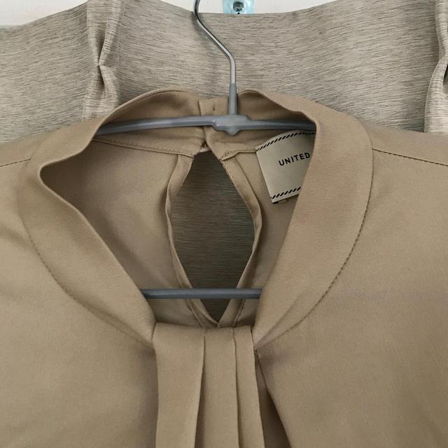 UNITED ARROWS(ユナイテッドアローズ)のユナイテッドアローズ ブラウス レディースのトップス(シャツ/ブラウス(長袖/七分))の商品写真