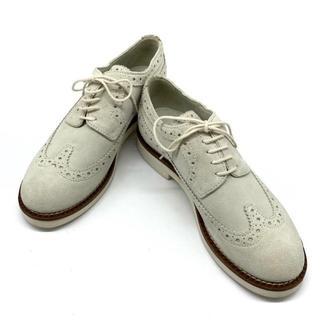 ルイヴィトン(LOUIS VUITTON)のルイ ヴィトン 靴 シューズ パンチング加工 スエード(その他)