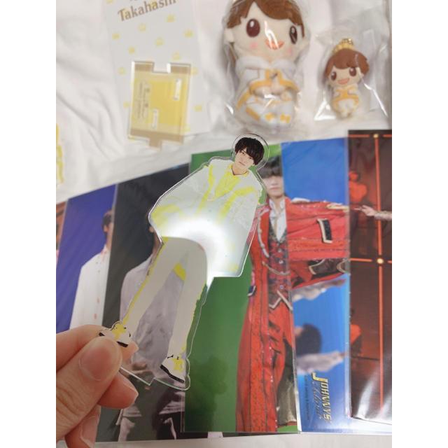 Johnny's(ジャニーズ)の髙橋海人 アクリルジオラマ  ちょっこりさん PVCキーホルダー ハワイ 写真 エンタメ/ホビーのタレントグッズ(アイドルグッズ)の商品写真