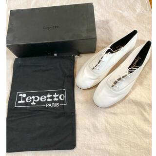 レペット(repetto)のレペット Jazzオックスフォード 38.5(ローファー/革靴)