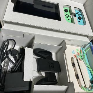 Nintendo Switch - Nintendo Switch あつまれ どうぶつの森セット 本体 ニンテンドー