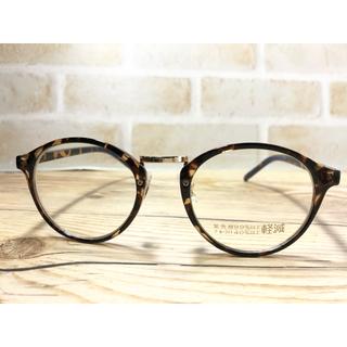 おしゃれなブルーライトカットメガネ&UV伊達メガネ機能付きの優れモノBR