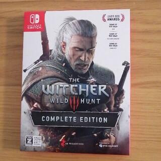ニンテンドースイッチ(Nintendo Switch)のウィッチャー3 ワイルドハント コンプリートエディション Switch(家庭用ゲームソフト)