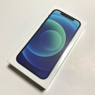 Apple - iPhone12 64GB ブルー 新品未開封 匿名送料無料