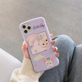 Disney - ステラルー ジェラトーニ iphoneケース iphone11