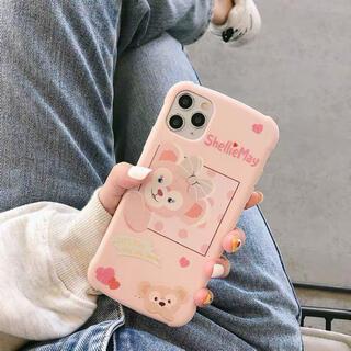 Disney - シェリーメイ ダッフィー iphoneケース iphone11