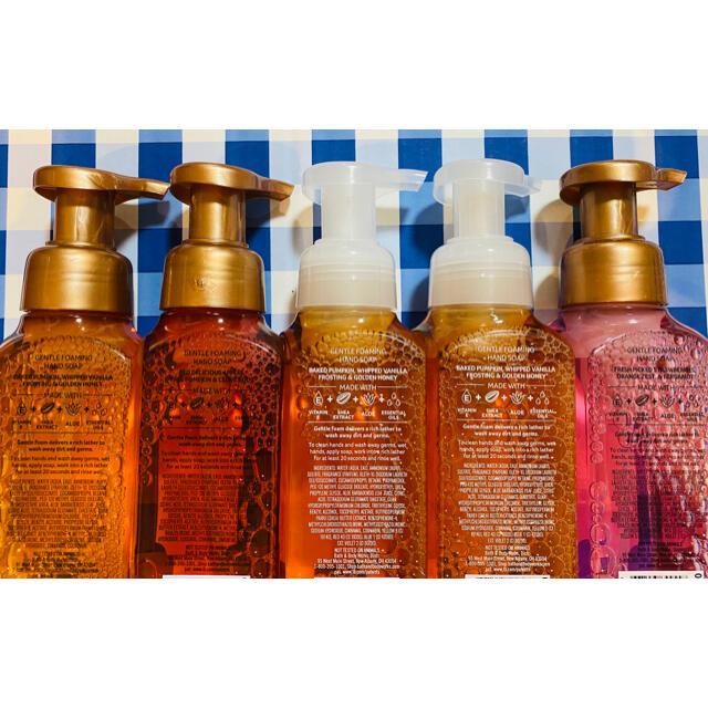 Bath & Body Works(バスアンドボディーワークス)のRing様専用ページ コスメ/美容のボディケア(ボディソープ/石鹸)の商品写真