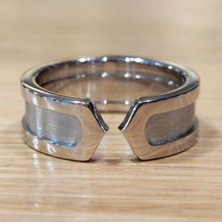 Cartier - 新品同様 カルティエ 研磨済み C2リング 指輪 WG #50