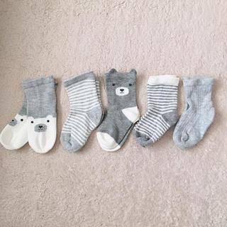 H&M - H&M Baby 靴下 10〜13cm