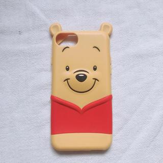 Disney - iPhone8ケース ディズニー プーさん
