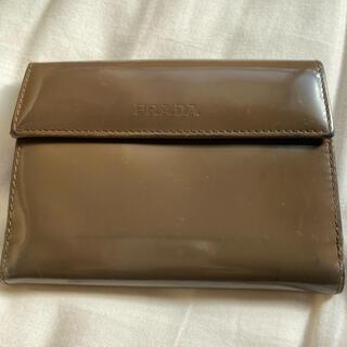 PRADA - PRADA プラダ 二つ折り財布