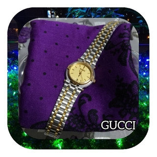 Gucci - 稼働品◇GUCCIレディース腕時計◇グッチレディース腕時計◇中古◇9000L