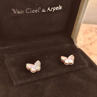 Van Cleef & Arpels - ヴァンクリーフ&アーペル Van Cleef & Arpels パピヨン ピアス