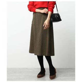 ROPE - ロペ トラペーズポケットスカート