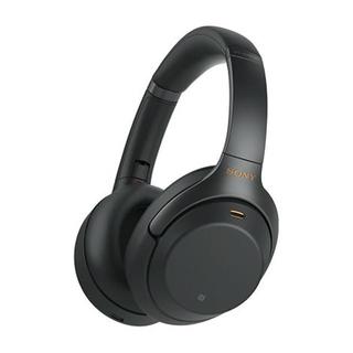 SONY - SONY WH-1000XM3 ブラック ノイズキャンセリングヘッドホン