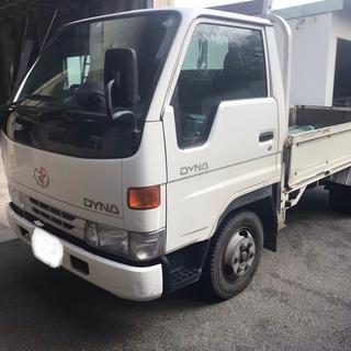 トヨタ - 最終値下げ!!!ダイナディーゼル 5F  車検令和3年3月!ワンオーナートラック