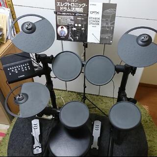 ヤマハ - YAMAHAの電子ドラムDTX400K