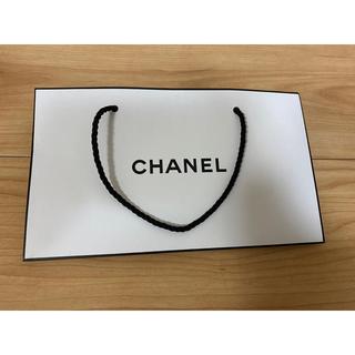 シャネル(CHANEL)の未使用♫CHANELショップ袋♫(ショップ袋)