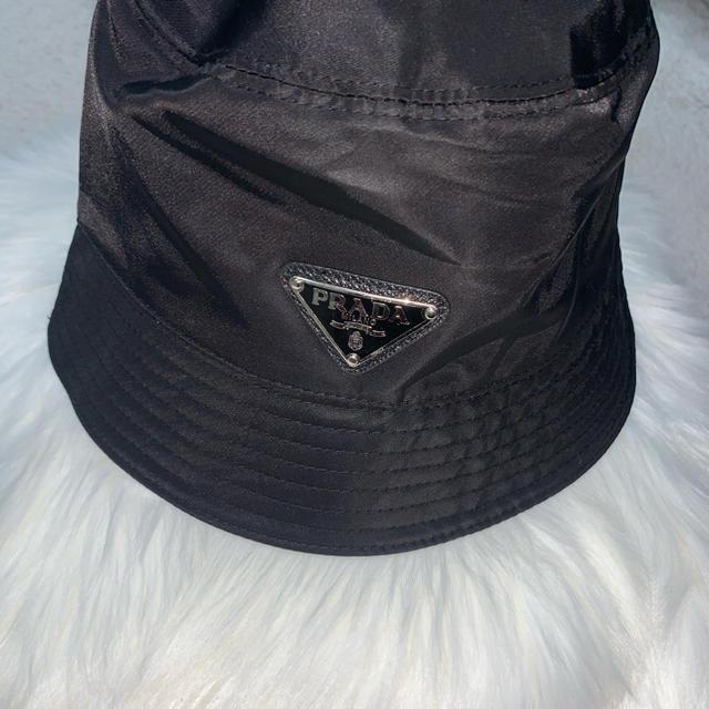 PRADA(プラダ)のPRADA バケットハット レディースの帽子(ハット)の商品写真