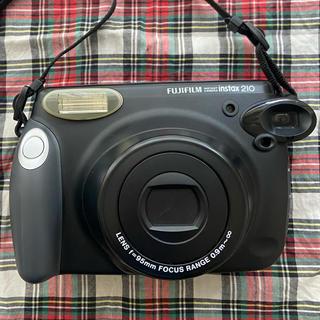 富士フイルム - instax210    インスタントカメラ FUJIFILMチェキフジフィルム