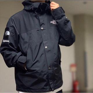 Supreme - North Face Leather Mountain Parka