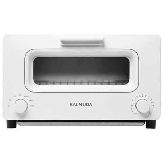 バルミューダ(BALMUDA)のバルミューダ トースター K01E-WS(調理機器)