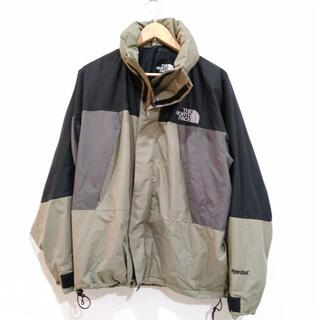 THE NORTH FACE - NORTH FACE ノースフェイス ツートーン ナイロンパーカー
