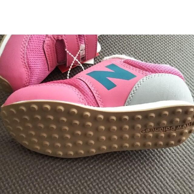 New Balance(ニューバランス)の新品 ニューバランス 15センチ キッズ/ベビー/マタニティのキッズ靴/シューズ(15cm~)(スニーカー)の商品写真