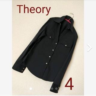 セオリー(theory)のTheory♡シャツ(シャツ/ブラウス(長袖/七分))