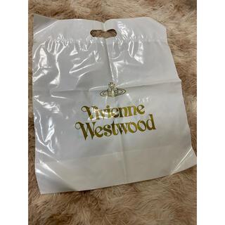 ヴィヴィアンウエストウッド(Vivienne Westwood)の未使用♫ヴィヴィアンウエストウッドビニール袋♫(ショップ袋)