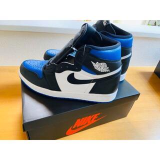 Nike AIR JORDAN 1 Retro High Royal Toe(スニーカー)