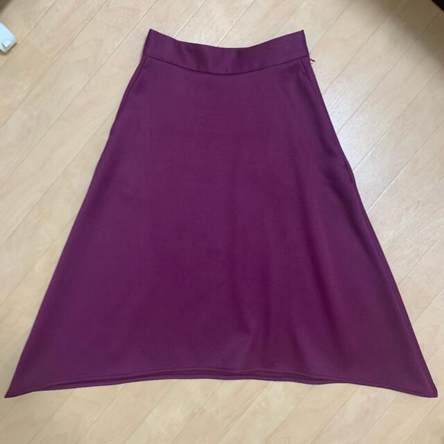 Adam et Rope'(アダムエロぺ)の美品 ADAM ET ROPE スカート レディースのスカート(ロングスカート)の商品写真