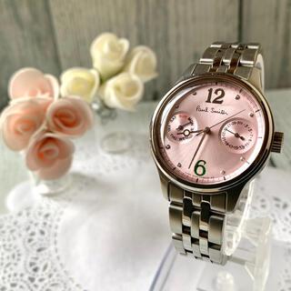 ポールスミス(Paul Smith)の【電池交換済み】Paul Smith ポールスミス 腕時計 シティ ミニ ピンク(腕時計)