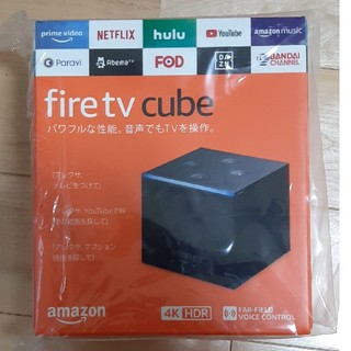 Amazon fire TV CUBE 新品未使用(その他)