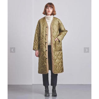 HYKE - 2020AW HYKE QUILTED LINER COAT新品