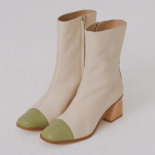 ビューティアンドユースユナイテッドアローズ(BEAUTY&YOUTH UNITED ARROWS)のpaloma wool emilia boot(ブーツ)