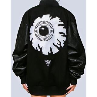 ミシカ(MISHKA)のMISHKA LONG CLOTHINGジャケット Sサイズ 新品(スタジャン)