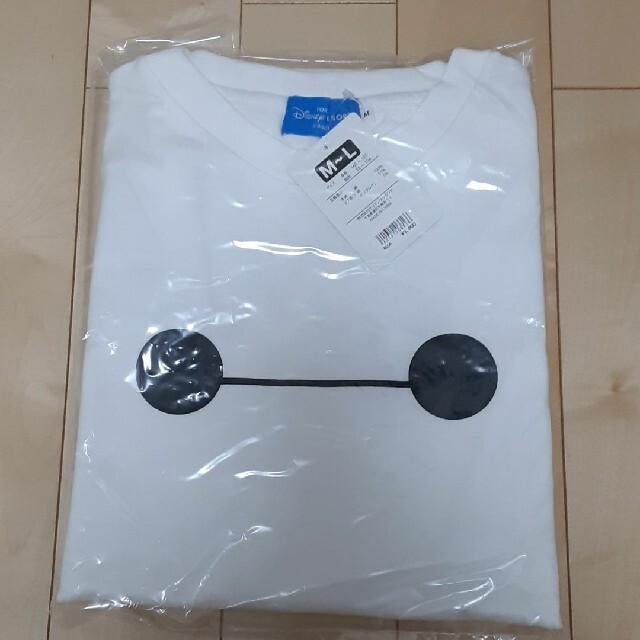 Disney(ディズニー)のベイマックス 半袖Tシャツ 男女兼用 ビックシルエット レディースのトップス(Tシャツ(半袖/袖なし))の商品写真
